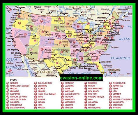 cuisine des etats unis carte des états unis vacances arts guides voyages