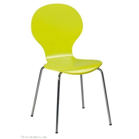 chaise cuisine couleur chaise cuisine couleur maison design wiblia com