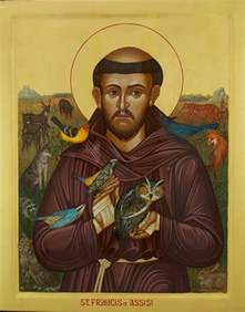 st francis of assisi icon icon of st francis of assisi st francesco of assisi