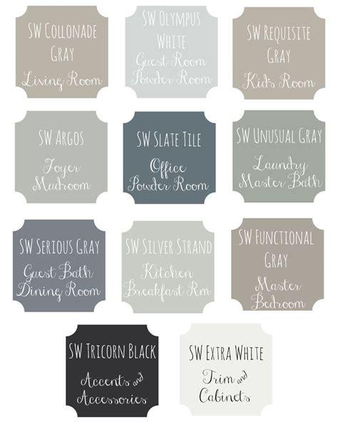 best 25 fixer paint colors ideas on