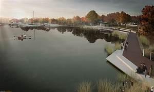 Business Project Plan Award Winning Civitas Urban Design Plan For Lake