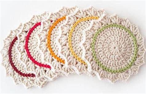 crochet coasters crochet coasters free pattern