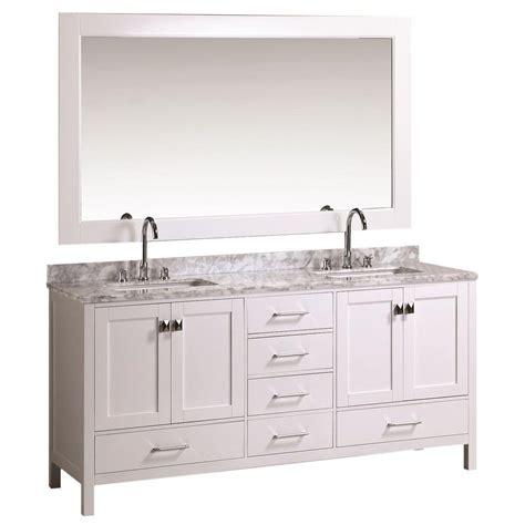 design element 72 in w x 22 in d vanity in