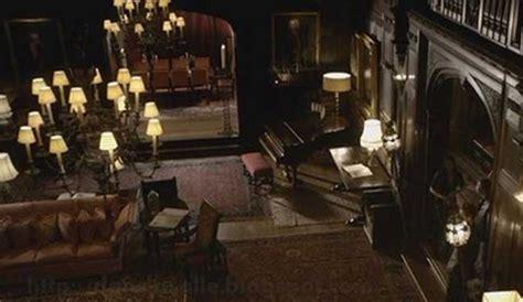 rideaux chambre ado une déco comme dans un manoir