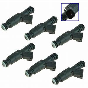 Fuel Injector Kit Set Of 6 For Jeep Cherokee Grand