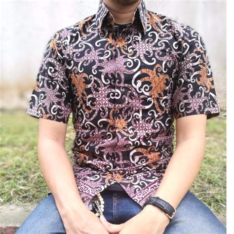 batik moden men s fashion clothes carousell