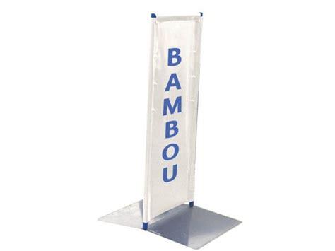 panneau d affichage extérieur panneau affichage exterieur bambou