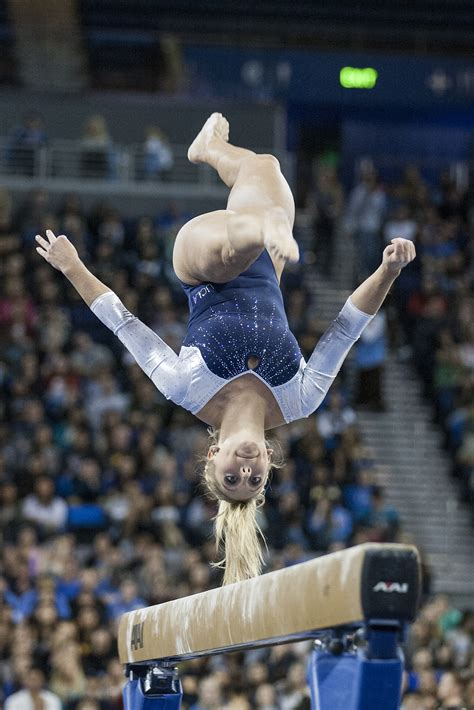 ucla gymnastics adds  twist   season daily bruin