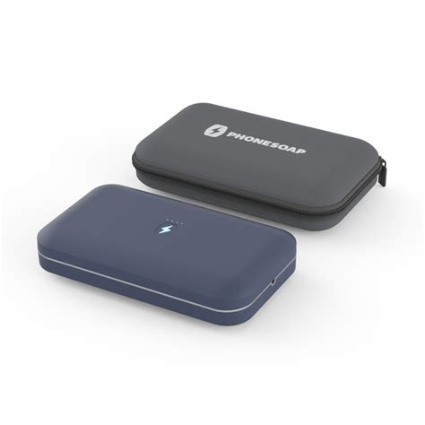 PhoneSoap Go Smartphone Sanitizer - Clean Your Phone While