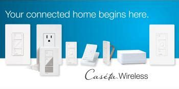 caseta wireless smart lighting dimmer switch and remote
