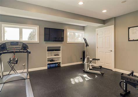 47 Extraordinary Home Gym Design Ideas  Basement Reno
