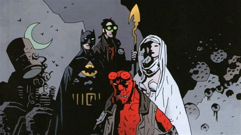 hellboy 39 s greatest crossover adventures