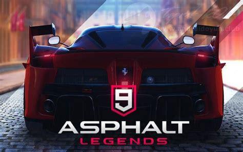 asphalt 9 apk arşivleri android oyun club