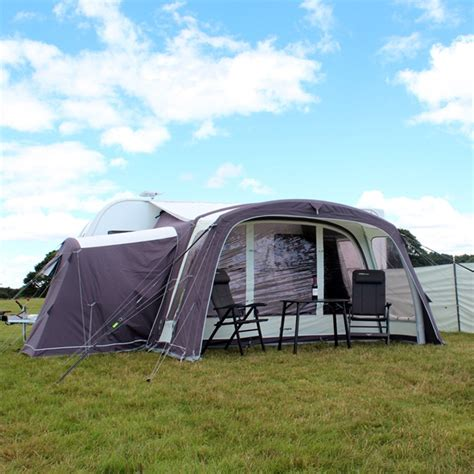 Porch Awning With Annexe by Outdoor Revolution Europa 380 Air Awning And Annexe