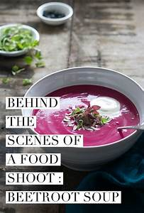 Behind the Scenes of a Food Shoot