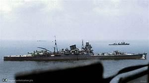 Navy Ship  Ww2 Japanese Navy Heavy Cruiser Wallpaper