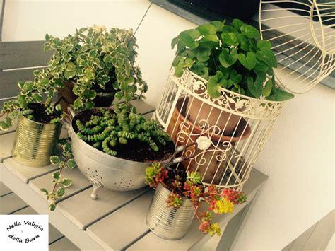 vasi da giardino fai da te nella valigia della buru giardino e balcone realizzare