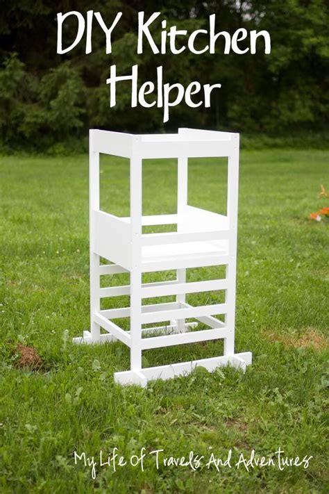 Kitchen Helper Tower Canada by Kitchen Helper Toddler Step Stool My Step Stools