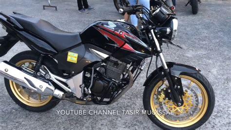 Honda Tiger Modifikasi by Gambar Modifikasi Honda Megapro Fighter Terbaru