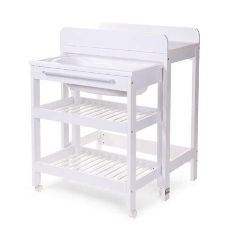 Table à Langer  Meuble De Bain Table à Langer Tub Bucket