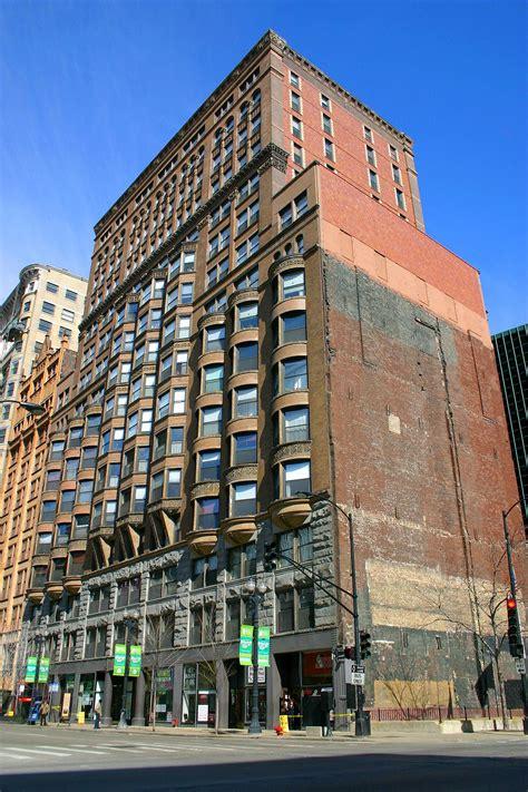 manhattan building chicago illinois wikipedia