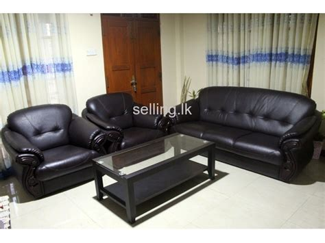 Sofa Sets In Damro by Damro Sofa 3 1 1 With Coffe Table Ragama Selling Lk In
