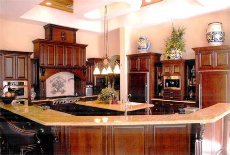 kitchen ideas with cherry cabinets what color paint goes with cherry cabinets best home