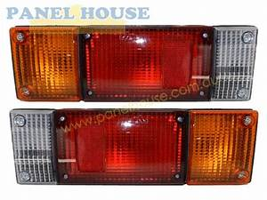 Nissan Navara 1986 - 2014 Trayback Tail Lights X 2 New