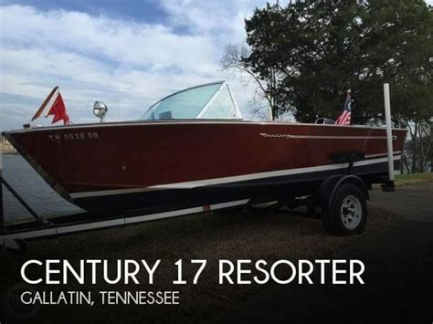 Boats For Sale In Gallatin Tn by Used Century Resorter Boats For Sale Boats