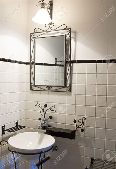 Retro Bathroom Mirrors by 15 Collection Of Vintage Style Bathroom Mirrors Mirror Ideas