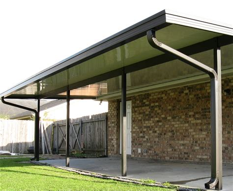 Aluminum Carport Materials by Aluminum Patio Roofs Carport Protection