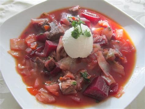 borschtsch eintopf rezept mit bild kochbarde
