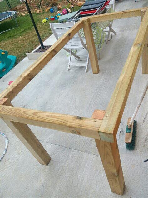 emejing fabriquer une table de best quel bois pour fabriquer une table de jardin gallery