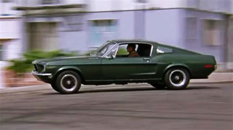 From Bullitt by The Bullitt Mustang Surfaces In Mexico