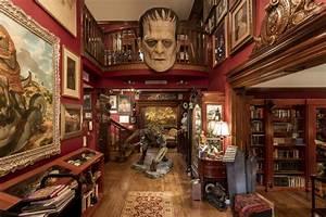 Guillermo Del Toro Shares His Bleak House Art Exhibit FizX