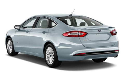 2015 Ford Fusion Energi Reviews And Rating