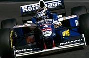 Heinz-Harald Frentzen (GER) (Rothmans Williams Renault), Williams FW19 - Renault RS9 3.0 V10   Formula one, Indy cars, Race cars