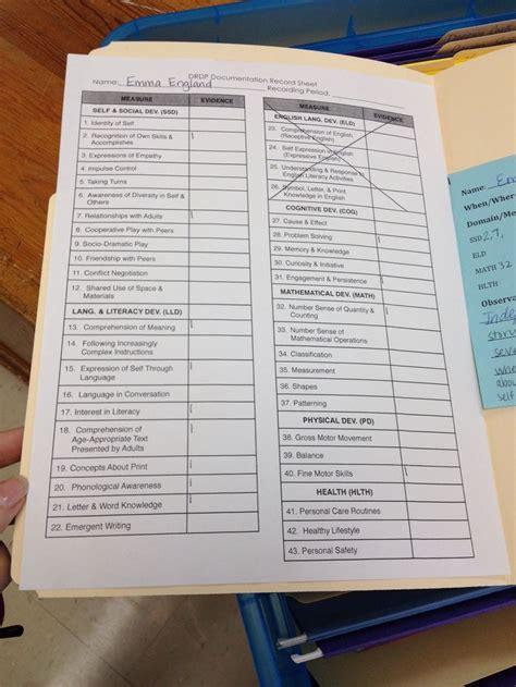 quick   track individual students progress