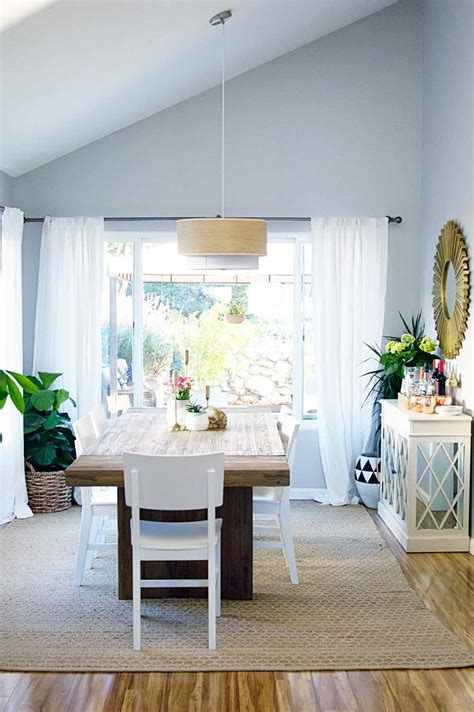 Before & After: A Modern Bohemian Fixer Upper in Southern