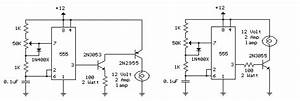 12 Volt Lamp Dimmer Circuit Diagram And Instructions