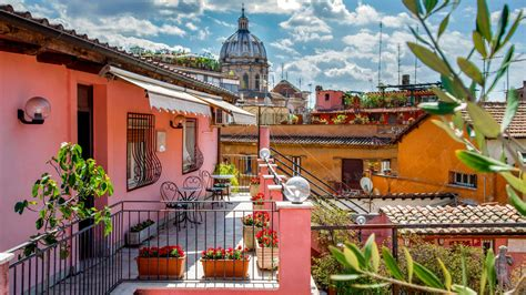 Almudena's Experience In Rome, Italy