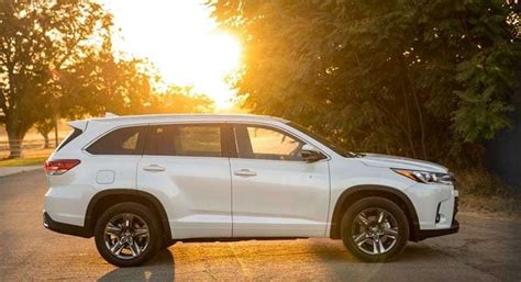 Will The 2020 Toyota Highlander Be Redesigned by Will The 2020 Toyota Highlander Be Redesigned 2019
