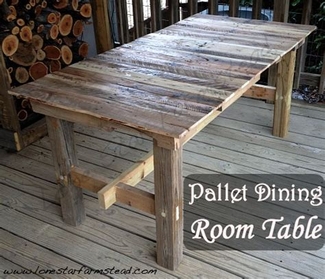 pallet dining room table pallet dining room table best 25 pallet dining tables