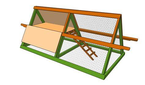 build simple chicken coop howtospecialist house plans