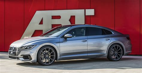 Volkswagen Arteon Makes 336 HP Thanks to ABT Tuning ...