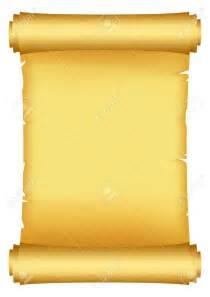 Gold Scroll Borders Clip Art
