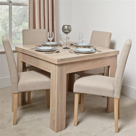 kitchen tables furniture calpe flip extending dining table