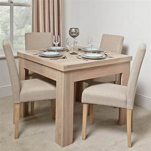 calpe flip extending dining table With kitchen furniture for restaurant