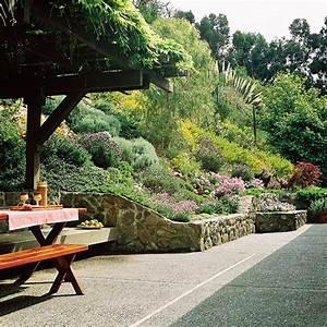 Steilen Hang Bepflanzen : garten am hang anlegen ideen optimale l sungen f r ~ Lizthompson.info Haus und Dekorationen