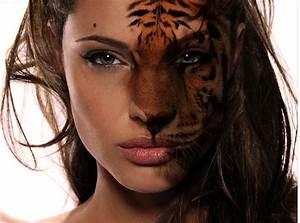 Half Human Half Animal Mythology | Half tiger Half human ...